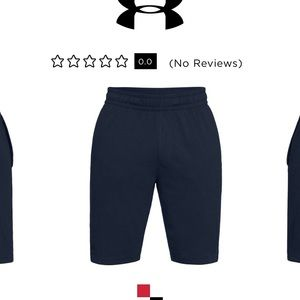 Under Armour shorts, Men's, Large, NEW